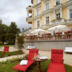 Отель Imperial Spa & Kurhotel Чехия, Франтишкови-Лазне - отзывы, цены и фото номеров - забронировать отель Imperial Spa & Kurhotel онлайн фото 5
