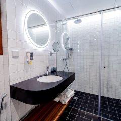 Отель Hestia Hotel Kentmanni Эстония, Таллин - отзывы, цены и фото номеров - забронировать отель Hestia Hotel Kentmanni онлайн ванная фото 2