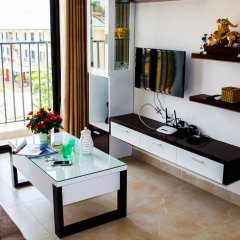 Апартаменты Maxshare Hotels & Serviced Apartments интерьер отеля