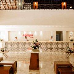 Отель Allegro Playacar Плая-дель-Кармен гостиничный бар