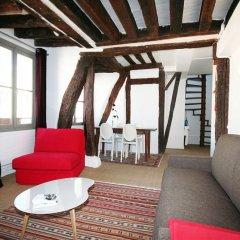 Отель My Apartment in Paris Louvre Франция, Париж - отзывы, цены и фото номеров - забронировать отель My Apartment in Paris Louvre онлайн комната для гостей фото 2