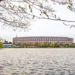 Отель Congress Hotel Mercure Nürnberg an der Messe Германия, Нюрнберг - отзывы, цены и фото номеров - забронировать отель Congress Hotel Mercure Nürnberg an der Messe онлайн приотельная территория