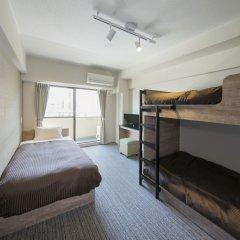 Montan Hakata Hostel Хаката комната для гостей фото 3