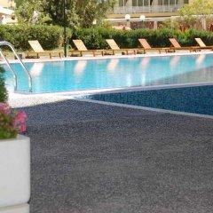 Отель Boomerang Apartments Болгария, Солнечный берег - отзывы, цены и фото номеров - забронировать отель Boomerang Apartments онлайн бассейн фото 3