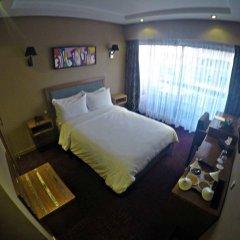 Отель Belere Hotel Rabat Марокко, Рабат - отзывы, цены и фото номеров - забронировать отель Belere Hotel Rabat онлайн комната для гостей фото 2