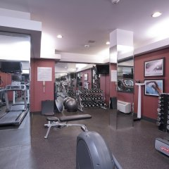 Отель Holiday Inn Washington-Central/White House фитнесс-зал фото 3