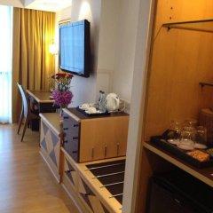 Отель Four Wings Бангкок в номере