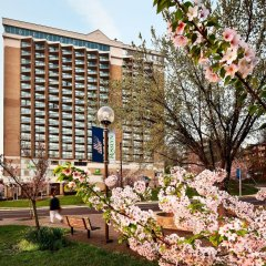 Отель Holiday Inn Rosslyn At Key Bridge фото 5
