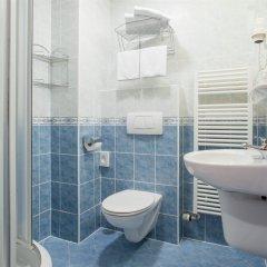 Wellness Hotel Step Прага ванная фото 2