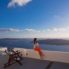Отель Noni's Apartments Греция, Остров Санторини - отзывы, цены и фото номеров - забронировать отель Noni's Apartments онлайн бассейн фото 3