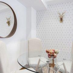 Апартаменты Principe de Vergara Apartment комната для гостей фото 3