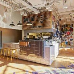 Отель Generator Amsterdam Нидерланды, Амстердам - 3 отзыва об отеле, цены и фото номеров - забронировать отель Generator Amsterdam онлайн питание фото 2