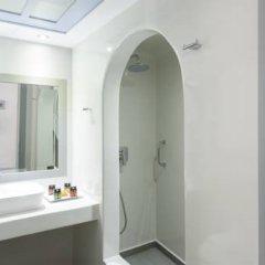 Отель Princess Santorini Villa Греция, Остров Санторини - отзывы, цены и фото номеров - забронировать отель Princess Santorini Villa онлайн ванная фото 2