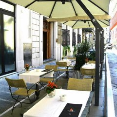 Отель Helvetia & Bristol Firenze Starhotels Collezione Флоренция фото 7