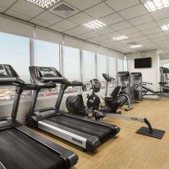 Ramada Beach Hotel Ajman фитнесс-зал