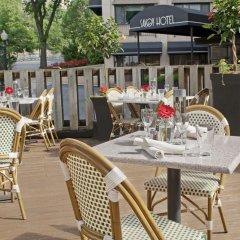 Kimpton Glover Park Hotel питание фото 2
