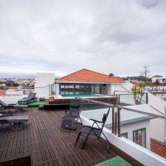 Отель Talisman Португалия, Понта-Делгада - отзывы, цены и фото номеров - забронировать отель Talisman онлайн балкон