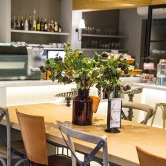 Отель Patio Luxury Suites гостиничный бар