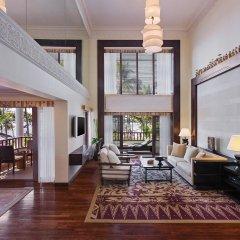 Отель The Laguna, a Luxury Collection Resort & Spa, Nusa Dua, Bali интерьер отеля фото 3