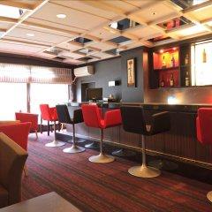 Отель Inn Withholding Ranryo Никко гостиничный бар