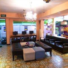 Отель Sawasdee Bangkok Inn интерьер отеля фото 3