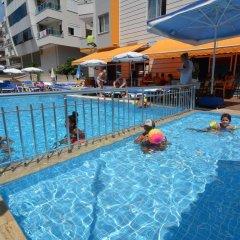 Kleopatra Arsi Hotel Турция, Аланья - 4 отзыва об отеле, цены и фото номеров - забронировать отель Kleopatra Arsi Hotel онлайн детские мероприятия фото 2