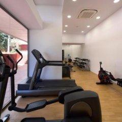 Отель B-Llobet фитнесс-зал