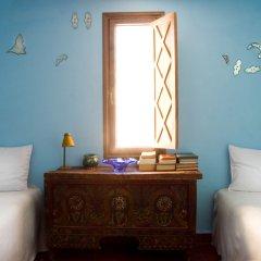 Отель Dar Nour Марокко, Танжер - отзывы, цены и фото номеров - забронировать отель Dar Nour онлайн комната для гостей