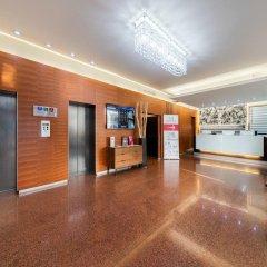 Quality Hotel Delfino Venezia Mestre интерьер отеля фото 3