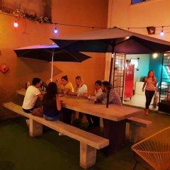Отель Blue Pepper Hostel & Bar Мексика, Гвадалахара - отзывы, цены и фото номеров - забронировать отель Blue Pepper Hostel & Bar онлайн гостиничный бар