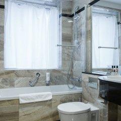 Отель Holiday Inn Krakow City Centre Польша, Краков - 4 отзыва об отеле, цены и фото номеров - забронировать отель Holiday Inn Krakow City Centre онлайн ванная