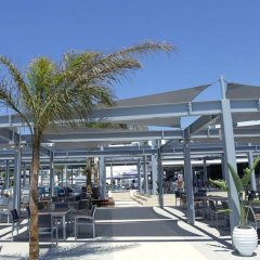 Отель Limanaki Beach Hotel Кипр, Айя-Напа - 1 отзыв об отеле, цены и фото номеров - забронировать отель Limanaki Beach Hotel онлайн фитнесс-зал