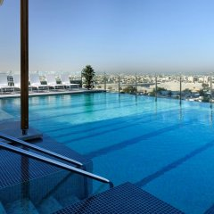 Nassima Tower Hotel Apartments бассейн
