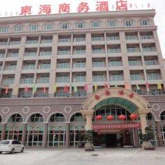 Dong Hai Hotel вид на фасад фото 4
