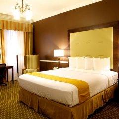 Отель Best Western Plus San Pedro Hotel & Suites США, Лос-Анджелес - отзывы, цены и фото номеров - забронировать отель Best Western Plus San Pedro Hotel & Suites онлайн комната для гостей фото 5