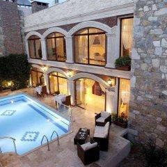 Saint John Hotel Турция, Сельчук - отзывы, цены и фото номеров - забронировать отель Saint John Hotel онлайн бассейн фото 3