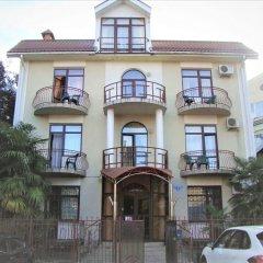 Отель Vereschaginskiy Guest House Сочи вид на фасад