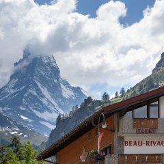 Отель Beau Rivage Швейцария, Церматт - отзывы, цены и фото номеров - забронировать отель Beau Rivage онлайн парковка
