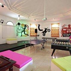 Отель Luxury Bahia Principe Esmeralda - All Inclusive Доминикана, Пунта Кана - 10 отзывов об отеле, цены и фото номеров - забронировать отель Luxury Bahia Principe Esmeralda - All Inclusive онлайн фитнесс-зал
