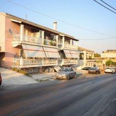 Отель Philoxenia Family Suite Греция, Корфу - отзывы, цены и фото номеров - забронировать отель Philoxenia Family Suite онлайн парковка