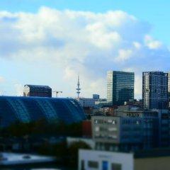BO Hotel Hamburg балкон