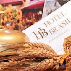 Hotel Brasil Milan гостиничный бар