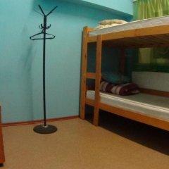 Party Train Hostel комната для гостей