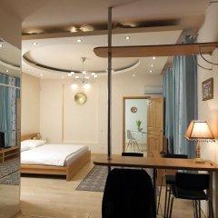 Гостиница Елисеефф Арбат комната для гостей фото 3