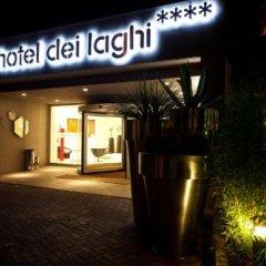 Отель Albergo Dei Laghi Турате фото 10