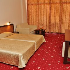 Отель Nobel All Inclusive Болгария, Солнечный берег - отзывы, цены и фото номеров - забронировать отель Nobel All Inclusive онлайн комната для гостей фото 4