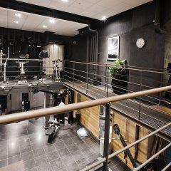 Mornington Hotel Stockholm City фитнесс-зал