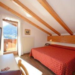 Hotel La Soldanella комната для гостей