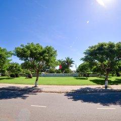 Отель Palm Garden Beach Resort And Spa Хойан спортивное сооружение