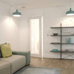 Отель Beautiful 1 Bedroom Apartment On Broughton Street Великобритания, Эдинбург - отзывы, цены и фото номеров - забронировать отель Beautiful 1 Bedroom Apartment On Broughton Street онлайн фото 5